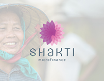 Shakti Microfinance | Branding