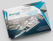 Safiport Derince | Katalog Tasarımı