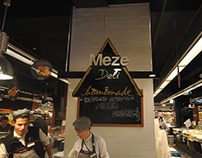 MACROCENTER MEZE DELI HOMEMADE SHOPPER MARKETING