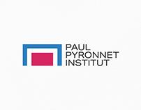 Paul Pyronnet Institut   Rebrand