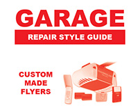 Garage Repair Style Guide