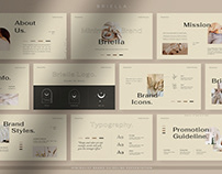 Briella - Minimalist Presentation Template