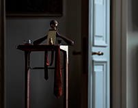 Astaire Valet Stand