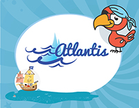 Atlantis Indoor Theme Park
