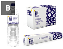 Private Label Rebranding - Bestbuy