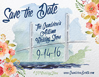 The Grandview Autumn Wedding Show - Signage and Ads