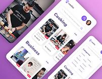 Castio | Live streaming app