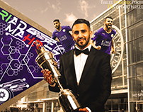 Wallpaper For Riad Mahrez