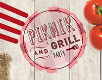 Picnic & Grill Party