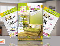 Pink Home Flyer