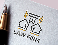 Lawyer, law and consultancy firm LOGO