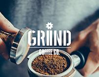 Brand Development: Griind