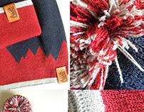 winter hat / 3in1