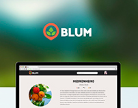BLUM - Nature Social Network