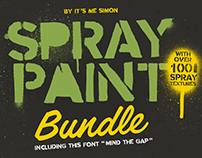 Spray Paint Bundle