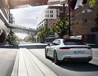 Porsche / Stefan Lampe Studios