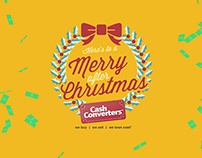 Cash Converters TV Ad Animations