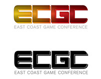East Coast Game Conference Branding