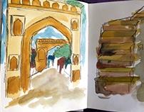 Sketch book stories