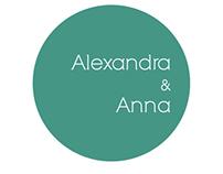 Alexandra & Anna - Aquitectura Interiorismo Decoración