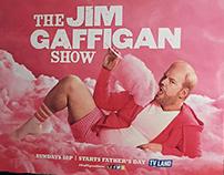 """THE JIM GAFFIGAN SHOW"" SEASON 2 KEY ART & AD CAMPAIGN"