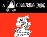 Après Dubuffet Colouring Book