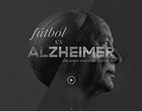 Líbero / Football vs Alzheimer