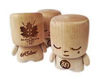 Handmade Maple Toys