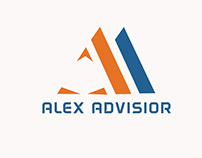 Business Corporate Letter A logo