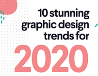 2020 trends: web design