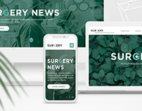Site for Surgery News