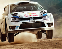 VW – Rally The World