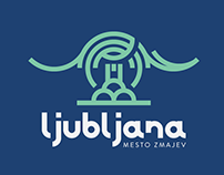 LJUBLJANA CITY BRAND DESIGN