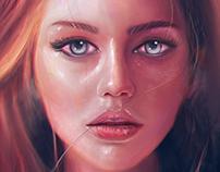 Hangover ( portraits - studies -sketches )