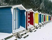 Isle of Wight Snowfall