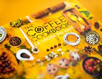 Portada Coffee Cook Book • Ojalá Ediciones