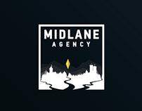 Midlane logo research