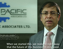 Pacific Associates Ltd. corporate AV