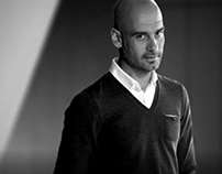 Audi Pep Talk with Guardiola