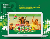 Sumol | Complete Showcase Desktop / Mobile / POS