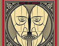 Posters inspirados en Fairey Shepard