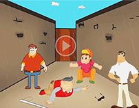 2D Cartoon movie