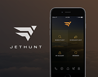 Jethunt - Hire Private Jet (iOS App)