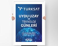TÜRKSAT UYDU UZAY VE TEKNOLOJİ GÜNLERİ / POSTER