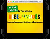 Flash Banners kit - Recylum Ecologic