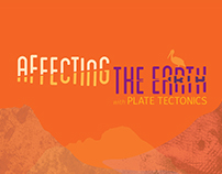 Affecting the Earth - Science Exhibit