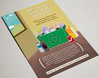 Panfleto Reciclagem