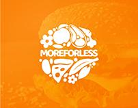 MoreForLess Mobile App & Logo Design