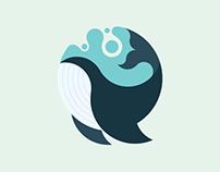 Logo - Projeto Baleia Jubarte