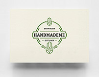 Logotype HandMadeMe